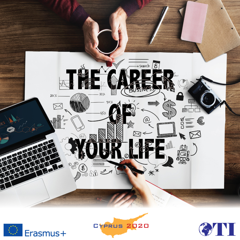 The Career OF Your Life Banner 001589