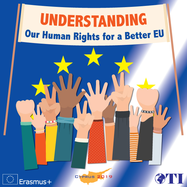 Understanding Our Human Rights for a Better EU banner